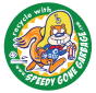 Speedy Gone Garbage Logo